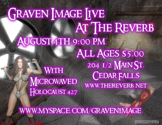 Graven Image-Poster-8-4-05